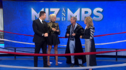 The Miz and Maryse transform KLG and Elvis Duran into WWE stars