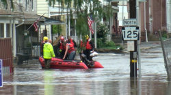 Northeast hit by severe flooding with more rain in forecast
