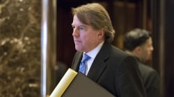 White House lawyer Don McGahn has reportedly spoken to Robert Mueller