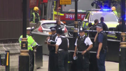 London police treating car crash near Parliament as terror incident