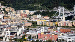 Dozens killed in highway bridge collapse in Genoa, Italy