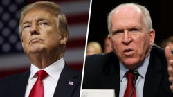 Trump revokes former CIA Director Brennan's security clearance