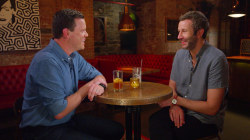 Chris O'Dowd made up fake endangered animals to raise money for charity