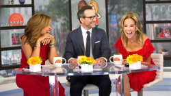 Kathie Lee and Hoda take a look inside co-host Christian Slater's phone
