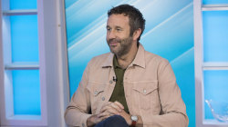 Chris O'Dowd talks about his new movie and show with Ray Romano
