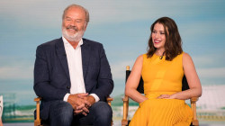 Kelsey Grammer and Lauren Rogen talk about 'Like Father' and possible 'Frasier' reboot!