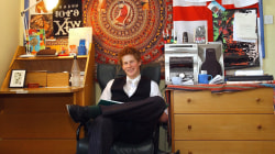 The 4th hour is loving these photos of Prince Harry in his dorm room (with a Halle Berry poster!)