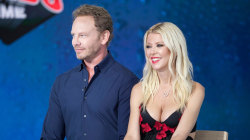 Ian Ziering and Tara Reid on the possible end to 'Sharknado'