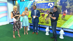 Annual Clear the Shelters event aims to boost pet adoptions