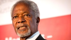 Kofi Annan, former UN secretary-general, dies at 80