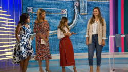 Lilliana Vazquez shares a few 10-second fashion fixes
