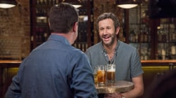 Chris O'Dowd trades charm for intimidation in 'Get Shorty' role