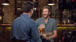 Chris O'Dowd reveals the crazy reason 'LA Law' got him into acting
