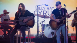 Billy Ray Cyrus dedicates TODAY performance to John McCain