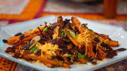 KLG and Hoda taste healthy comfort food with Joy Bauer