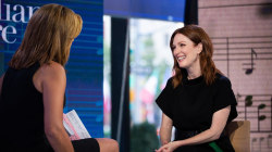 Julianne Moore talks about new movie, 'Bel Canto'