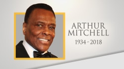Life well lived: Groundbreaking African-American dancer Arthur Mitchell dies at 84