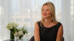 Kate Moss talks to Megyn Kelly about modeling and motherhood