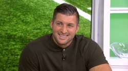 'Life's very short': Why Tim Tebow wants to encourage others