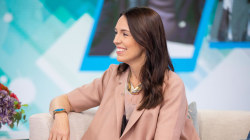 New Zealand's prime minister talks about being a new mom and world leader