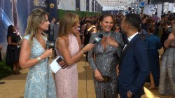 Emmys 2018: See Savannah and Hoda's best gold carpet interviews!