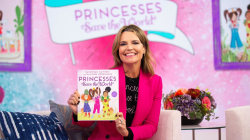 Savannah talks new 'Princesses' book, project with Drew Barrymore