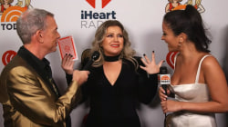 Donnadorable goes backstage at the iHeartRadio music festival