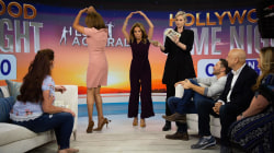 Kathie Lee and Hoda play 'Hollywood Game Night' with Jane Lynch