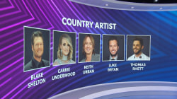 Check out the finalists in every People's Choice Awards 2018 category!