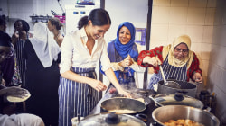 Duchess of Sussex supports cookbook to help Grenfell fire victims