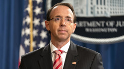 Rod Rosenstein disputes report he considered 25th Amendment