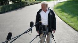 Trump signals he won't order Kavanaugh FBI investigation