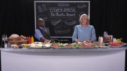 COLD CUTS with Al Roker: Martha Stewart