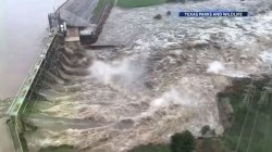 Major flood emergency along Texas' Llano river