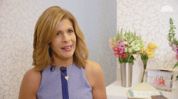 Hoda Kotb shares the daily practices that keep her smiling