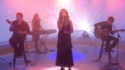 Watch Rita Wilson sing 'Bigger Picture' live on TODAY
