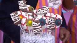 TODAY makes sweet treats on Chocofeller Plaza!