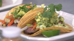 Make Curtis Stone's tasty Korean steak tacos