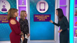 The 1st FDA-approved fertility app, the latest on acute flaccid myelitis, more