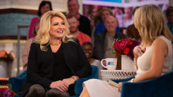Radio star Delilah opens up about family and new book