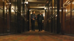 Take a look inside the spooky Queen Mary