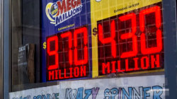 Lottery fever grips nation with $1.4 billion up for grabs