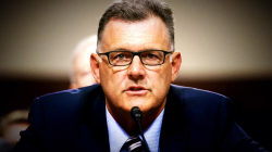 Former USA Gymnastics president Steve Penny arrested
