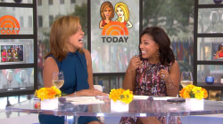 Hoda Kotb, Sheinelle Jones share gross things their kids have done