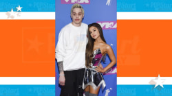 Ariana Grande makes 1st appearance since ending Pete Davidson engagement