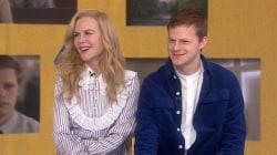 Nicole Kidman and Lucas Hedges talk 'Boy Erased'