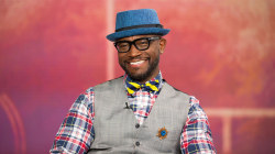 Taye Diggs talks about 'All American' and new children's book
