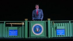 Ronald Reagan hologram revealed at his presidential library