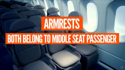 Airline etiquette: How to manage personal space