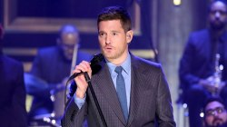 Michael Buble is 'definitely not' retiring, despite reports